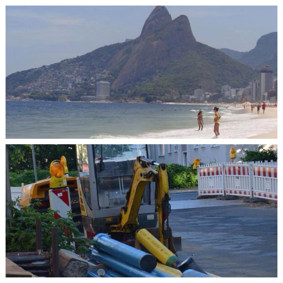 Strand und Baustelle zusammen 2